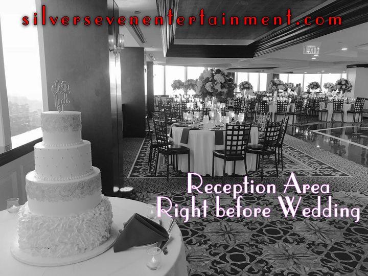 Tmx 15 Cake Reception Area Cake Cutting With Love 2018 Silversevenentertainment Com 51 1031683 157975324690048 Ventura, CA wedding dj