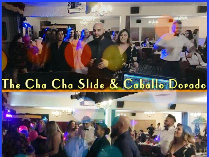 Tmx 25 Cha Cha Slide Caballo Dorado 51 1031683 158042194819111 Ventura, CA wedding dj