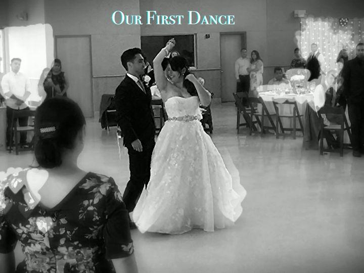Tmx First Dance In Blk White 51 1031683 157975149749250 Ventura, CA wedding dj