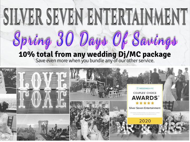 Tmx Google Wedding Wire Discount Promo 2020 March 51 1031683 158380388718223 Ventura, CA wedding dj