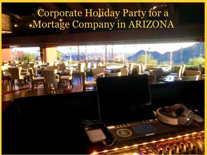 Tmx Holiday Party In Arizona 2018 51 1031683 157975187177635 Ventura, CA wedding dj