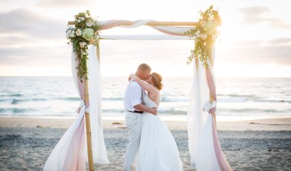 Dream Beach Wedding 1