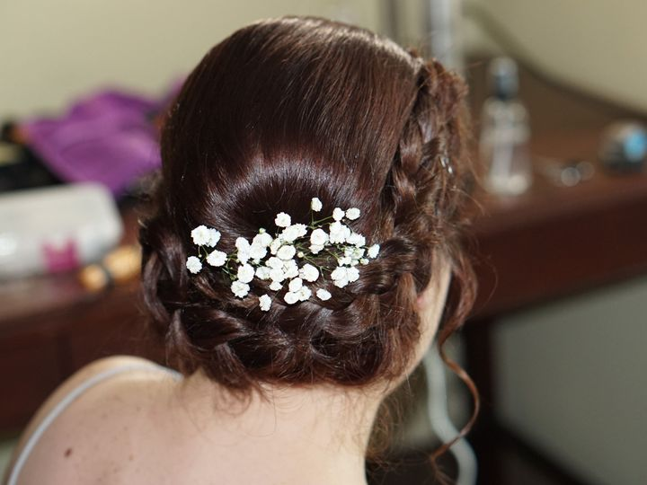 Tmx 1530558328 Aaf5257e38492656 1530558324 2e6f509d8bce1139 1530558313169 4 ORG DSC05406 Orlando, Florida wedding beauty