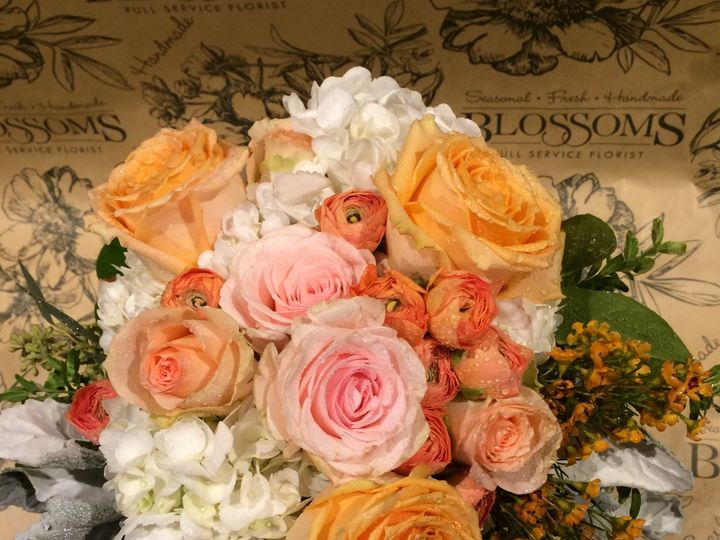 Tmx 1447259331476 Peach 10.24 Birmingham, MI wedding florist