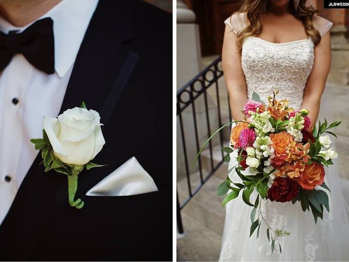 Tmx 1447259370438 Serra Personals Birmingham, MI wedding florist