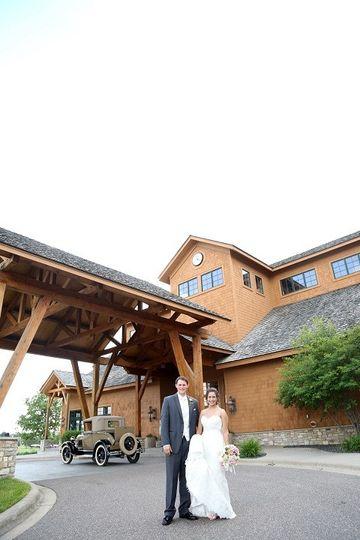 The Refuge Golf Club Venue Oak Grove Mn Weddingwire