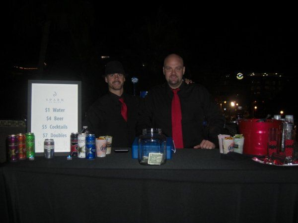 NYE Charity Neal and Shaun