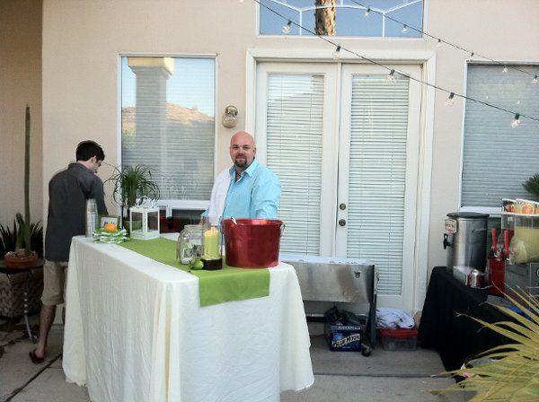 Engagement Party Shaun