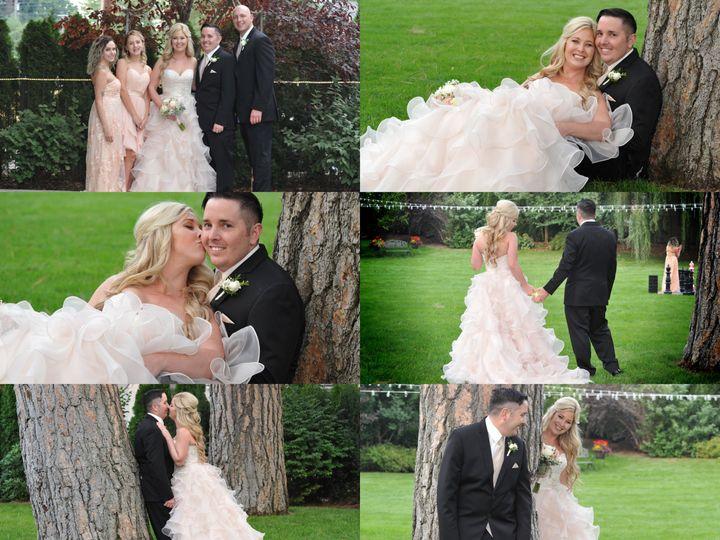 Tmx 1518069094 Cf1e56394b50f73d 1518069091 B28ef6c610ee6f86 1518069084418 1 Wedding Collage Coeur D Alene, Washington wedding photography