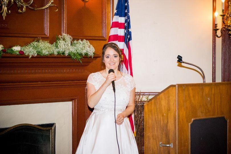 singing at wedding 51 1034683