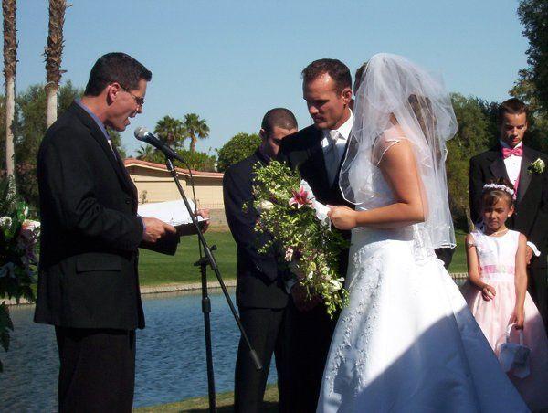 Tmx 1330880561232 HeathersWedding017 Cathedral City wedding officiant