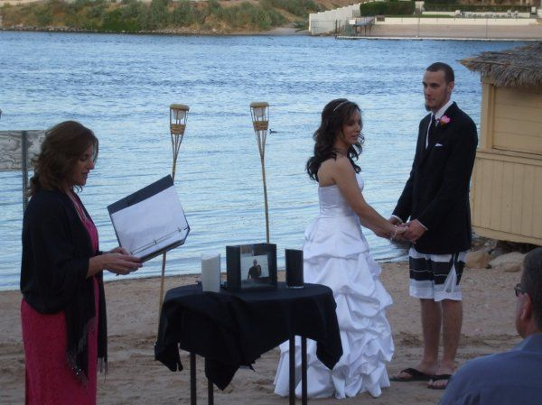 Tmx 1331612651407 KatieJoshsWedding129 Cathedral City wedding officiant