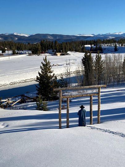 Winter at Heartwood Ranch