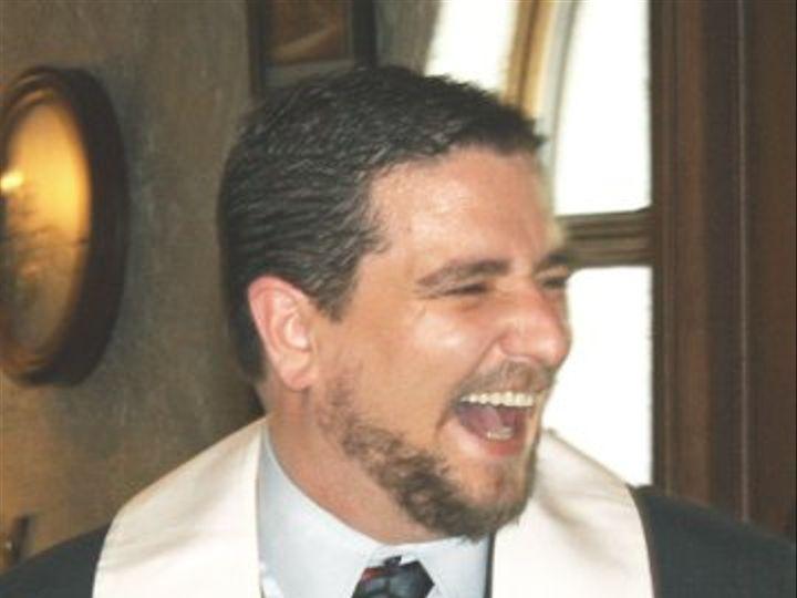 Tmx 1272291383981 PaulLaughing007 Gilbertsville, PA wedding officiant