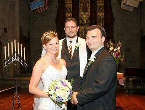 Tmx 1272291387935 RevPaulJonathanChristylarge Gilbertsville, PA wedding officiant