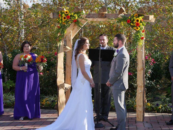 Tmx 1494160635310 Busby Wedding 1 Gilbertsville, PA wedding officiant