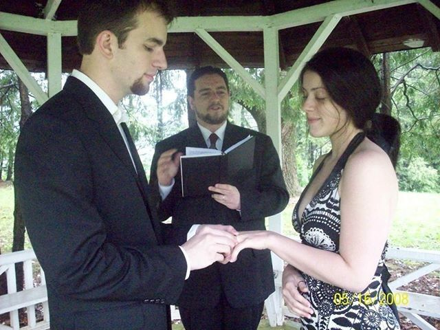 Tmx 1494160653185 May2008 Gilbertsville, PA wedding officiant