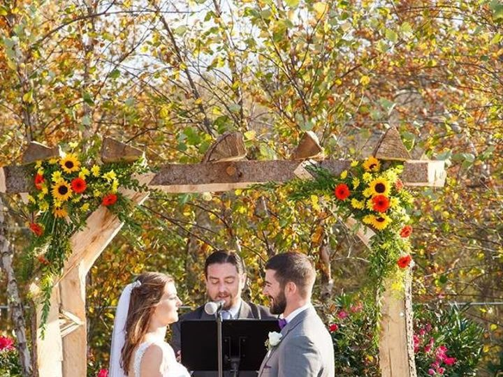 Tmx 1494468960576 Melanieand Keithwedding2 Gilbertsville, PA wedding officiant