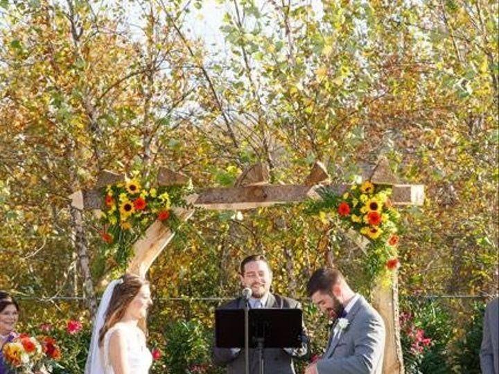 Tmx 1494468960908 Melanieand Keithwedding1 Gilbertsville, PA wedding officiant