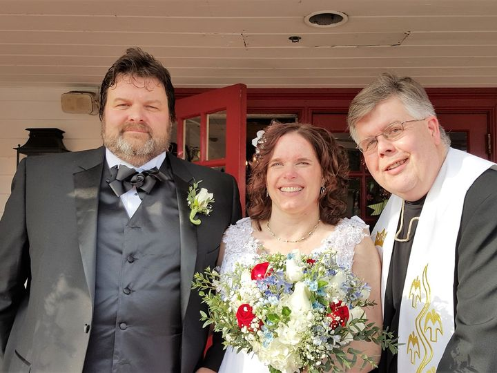 Tmx 1464821706145 20160402172318 Maplewood, NJ wedding officiant