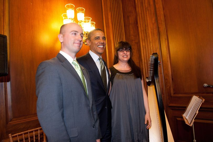 Playing for President Obama