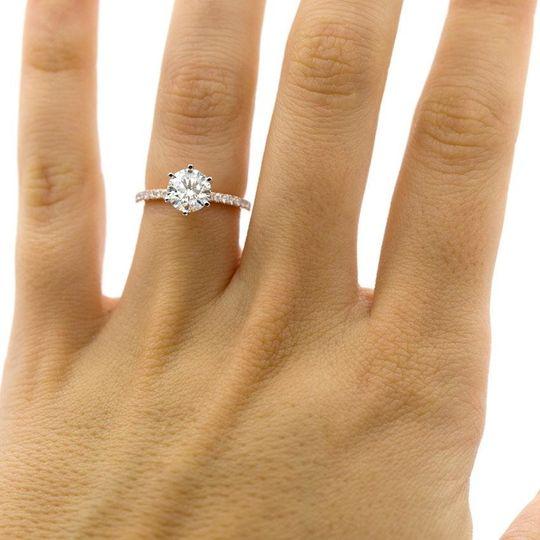 Elegand rings