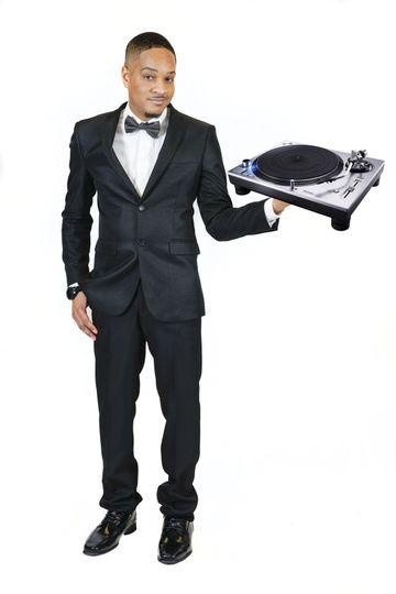 The happy DJ