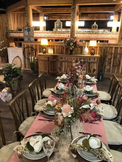 Magnolia grand ballroom