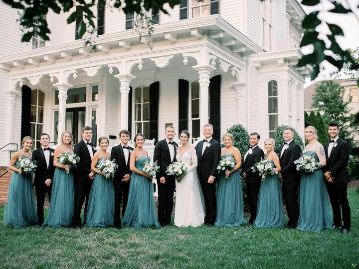 Tmx 9 7 19 Jmp Clowes Bridalparty 145 51 659683 158593672998923 Raleigh, NC wedding venue