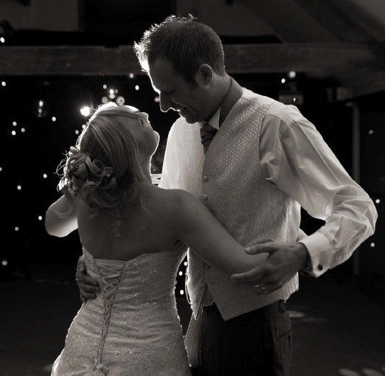 Lincoln Wedding dJ - Amie & Ben' First Dance
