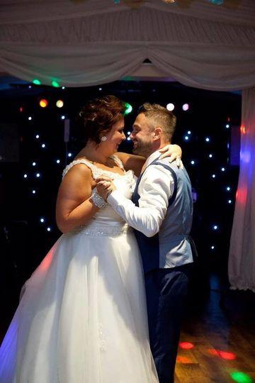 Lincoln Wedding DJ - Rebecca & Leroy