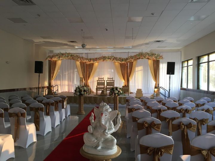 Ceremony Hall