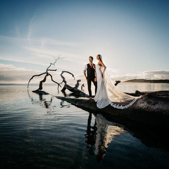 Couple Kaua'i Ocean