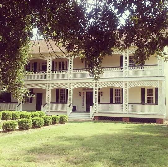 Exterior view of Historic Rock Hill at the White Home