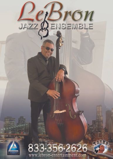 Lebron Jazz Ensemble 4-5 piece band for your cocktail hour or Dinner hour.
