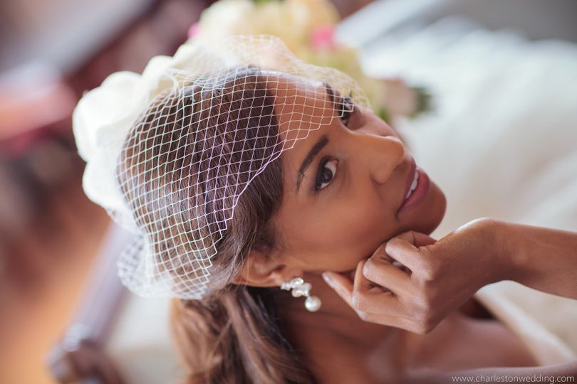 Photographer: Richard Bell  Featured: Charleston Weddings Magazine, A Lovely Find