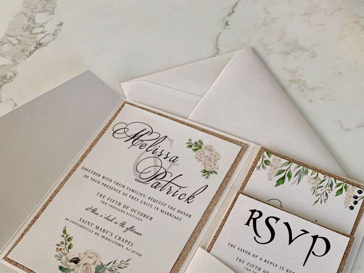 Tmx Img 0795 Heic 51 682783 1564693667 Hazlet, NJ wedding invitation