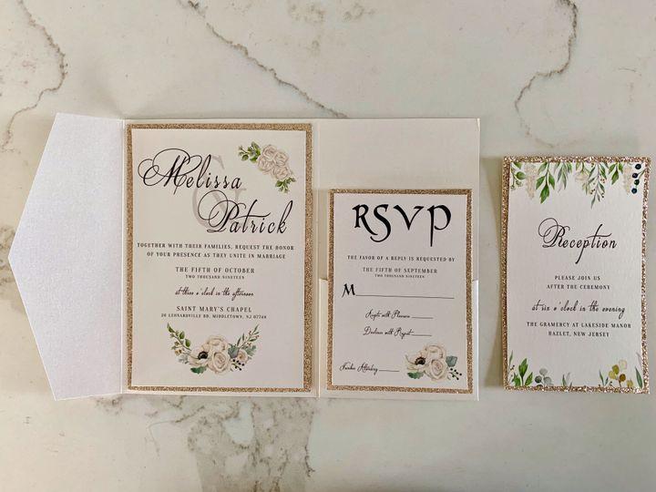 Tmx Img 0801 Heic 51 682783 1564693668 Hazlet, NJ wedding invitation