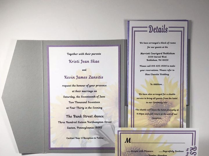 Tmx Img 1625 51 682783 1564693352 Hazlet, NJ wedding invitation