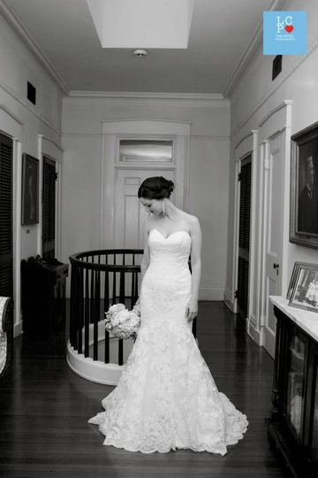 dress in hall