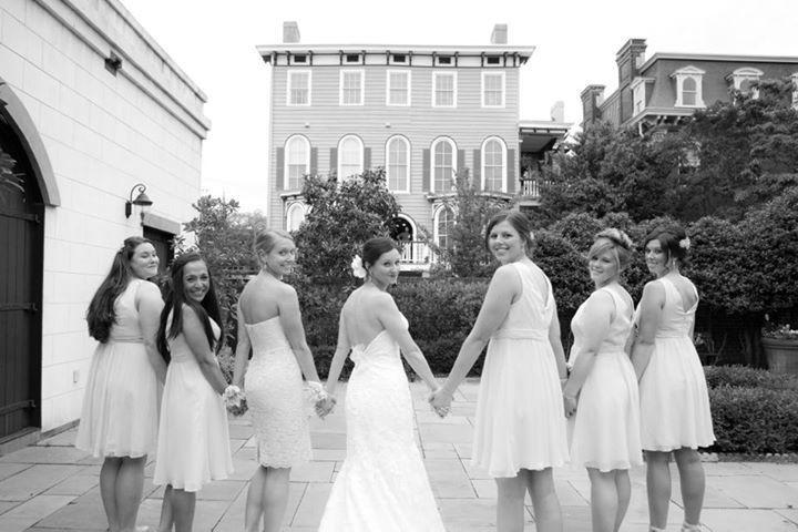 rosie and bridesmaids2