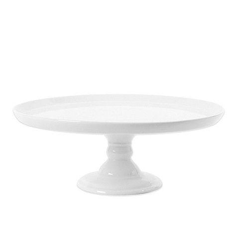 Milk White Cake Stand