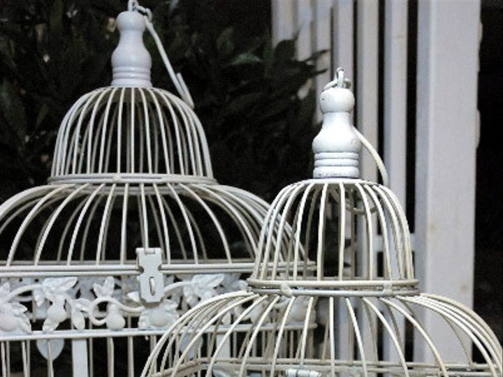 Tmx 1487363083775 Birdcages Wedding White Stamford wedding rental