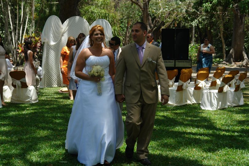 Country Style Wedding 2
