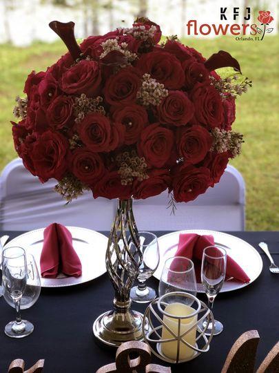 Main Bouquet