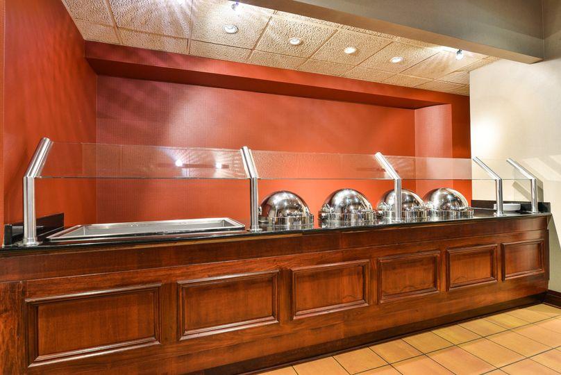 Buffet - Houlihan's Springfield Reception Room