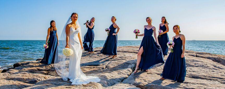 Ladies on the Rocks