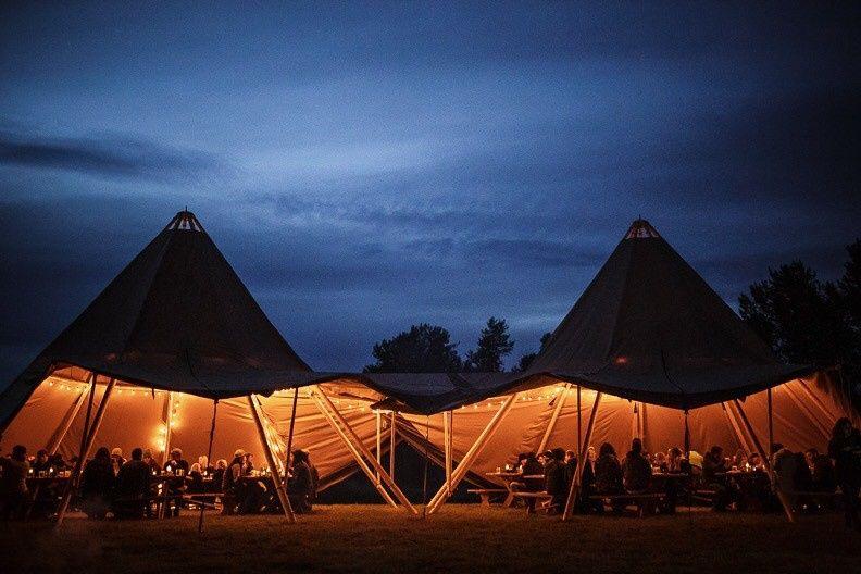 Nordic Tents, Cathy Copp Photo