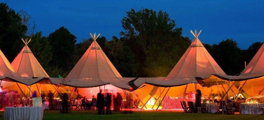Tent Layout Option