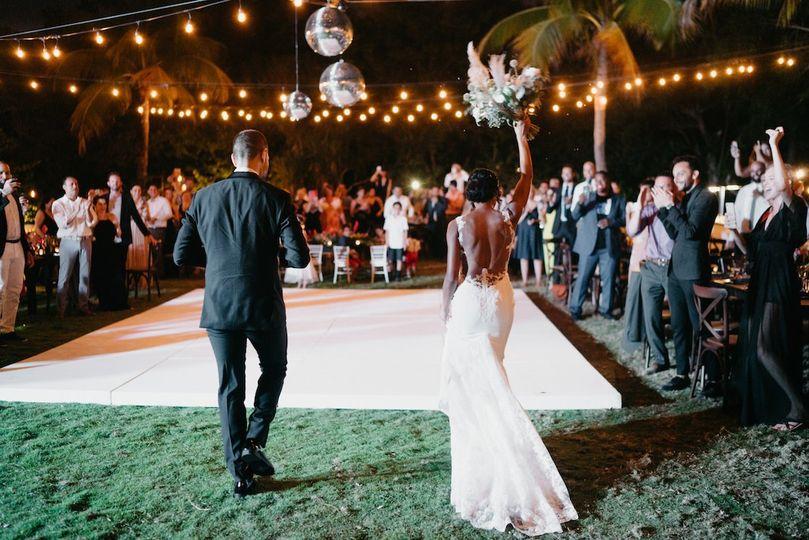 Dreams Tulum wedding